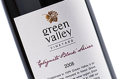 2008 Gelignite Block Shiraz
